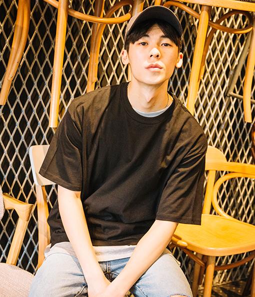 韓國多色街頭感短袖上衣  (現貨+預購)