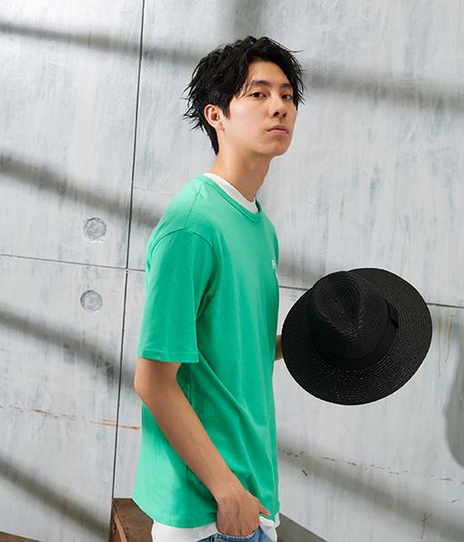 韓國夏季DAILY圖像修身剪裁上衣