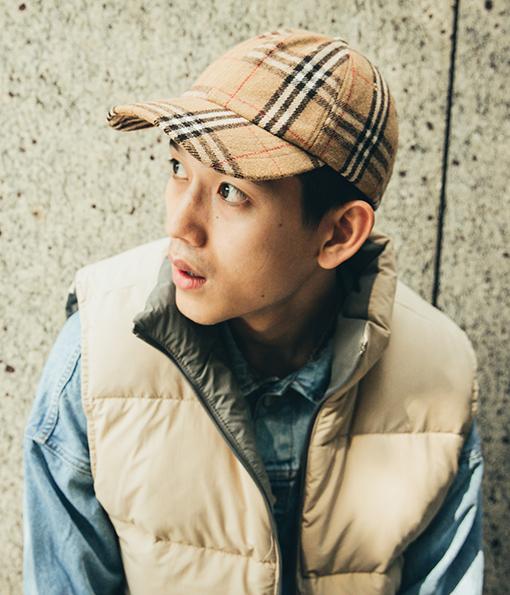 韓國冬季毛呢百搭質感棒球帽